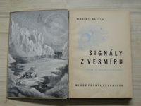 Babula - Signály z vesmíru (1955) il. Škoda