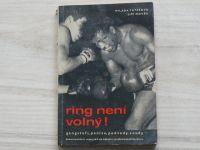 Taterová, Novák - Ring není volný! (1967) profesionální box