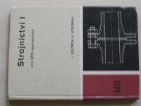 Vojtěch - Strojnictví I pro SPŠ nestrojnické (1986)
