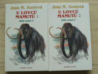 Auelová - Děti země 3 - U lovců mamutů 1, 2 (1995) 2 knihy