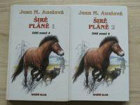 Auelová - Děti země 4 - Širé pláně 1, 2 (1996) 2 knihy