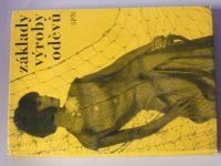 Kühnová - Základy výroby oděvů (1970)