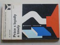 Osten - Práce s lepidly a tmely (1975)