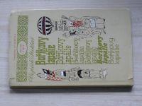 Steklač - Boříkovy lapálie (1973) il. A. Born, 1. vydání
