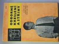 Vrba - Odborné kreslení a střihy pro OU UŠ - Učební obor švadlena - 1055 (1970)