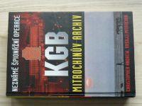 Andrew, Mitrochin - KGB Mitrochinův archiv - Neznámé špionážní operace (2001)
