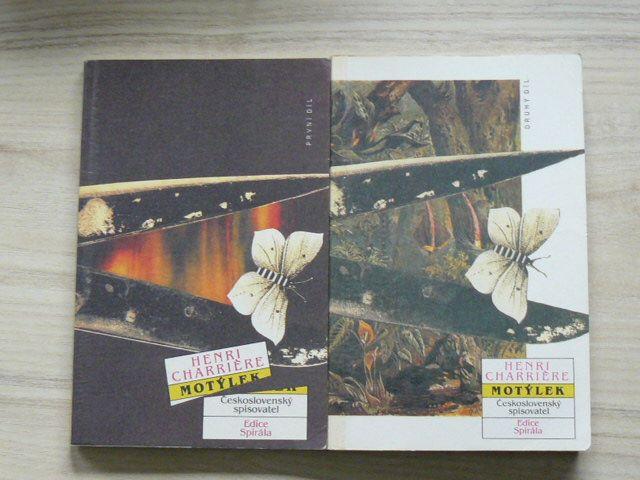 Charriére - Motýlek (1999)