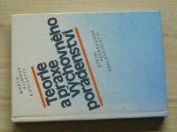 Klímová - Teorie a praxe výchovného poradenství (1987)