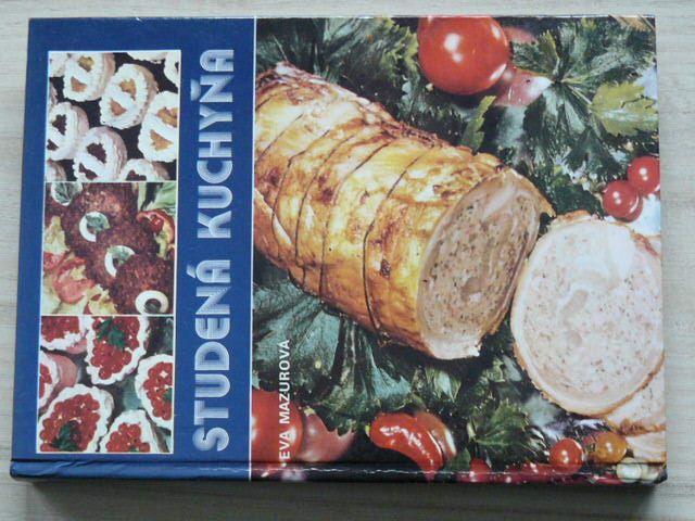 Mazurová - Studená kuchyňa (1986) slovensky