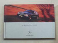 Mercedes- Benz - Die limousinen der S-klasse (2001) německy