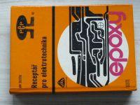 Škeřík - Receptář pro elektrotechnika (1974)