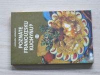 Vicenová - Poznáte francúzsku kuchyňu? (1987) slovensky