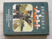 Zapletal - Velká encyklopedie her - Hry v přírodě (1987)
