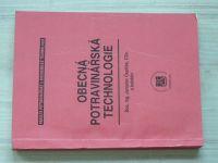Čepička - Obecná potravinářská technologie (1999)