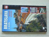 Lacika - Turistický sprievodca - Bratislava a okolie (2004) slovensky