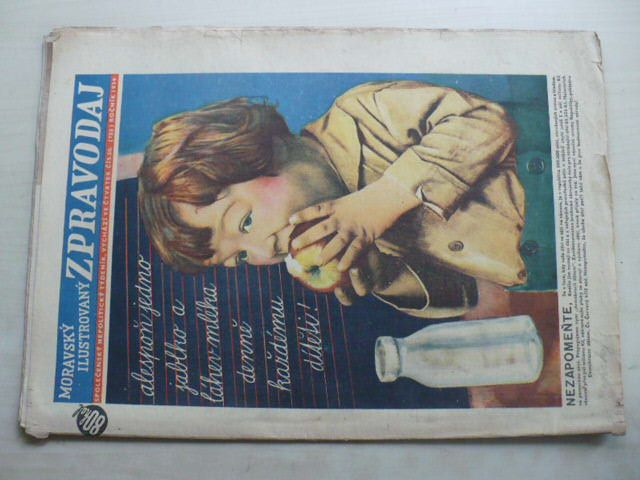 Moravský ilustrovaný zpravodaj 50 (1934)