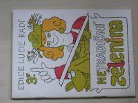 Netradiční zelenina - Edice Lucie radí 3 (1990)
