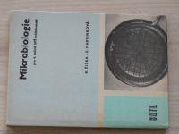 Žižka, Martinková - Mikrobiologie pro 4. ročník SPŠ mlékárenské (1980)