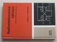 Boltík, Habětínek - Radioelektronická zařízení - Cvičení pro SPŠ elektrotechnické (1985)
