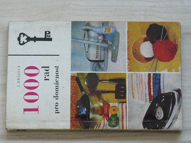 Břízová - 1000 rad pro domácnost (1972)