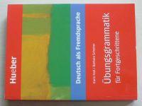 Hall, Scheiner - Übungsgrammatik für Fortgeschrittene - Deutsch als Fremdsprache (2013)