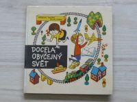Houška, Korejs - Docela obyčejný svět (SNDK 1965) il. F. Škoda
