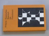Keres - Klassisches Spanisch bis Französisch (1976) německy