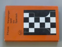 Keres - Vierspringer-spiel bis Spanisch (1979) německy