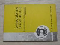 Werkstätten Handbuch Elektrische Ausrüstung für Lastkraftwagen und Autobusse - PAL Magneton 1977