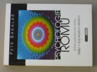 Bakalář - Psychologie Romů (2004)