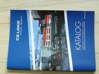 CZ LOKO - Katalog lokomotiv a speciálních vozidel 2019
