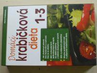 Doležalová - Domácí krabičková dieta 1-3 (2015) 3 knihy v kartónovém pouzdru