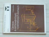 Kadleček - Úprava a zařizování bytů v panelových domech (1986)
