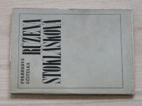 Kopřivová - Pokroková učitelka Růžena Stoklásková (MěNV Přerov 1967)