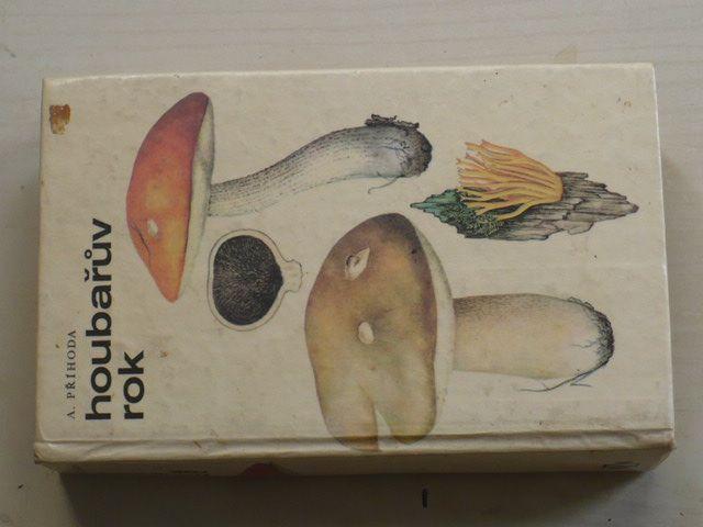 Příhoda - Houbařův rok (1972)