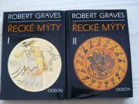 Robert Graves - Řecké mýty I. II. (1996)