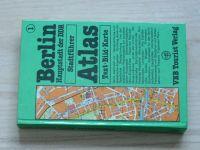 Weise - Stadtführer Atlas Berlin - Hauptstadt der DDR (1979)