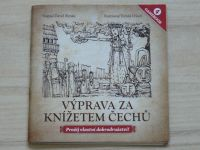 Bimka - Výprava za knížetem Čechů (2017) Gamebook 4