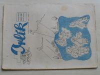 Orlík 1-12 (1947) chybí čísla 9-12 (8 čísel)