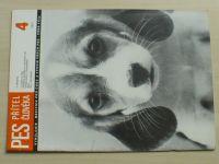 Pes přítel člověka 1-12 (1973) ročník XVIII.