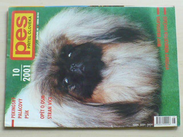 Pes přítel člověka 10 (2001) ročník XLVI.