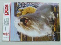 Pes přítel člověka 12 (1977) ročník XXII.