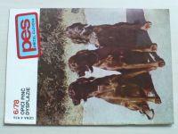 Pes přítel člověka 6 (1978) ročník XXIII.