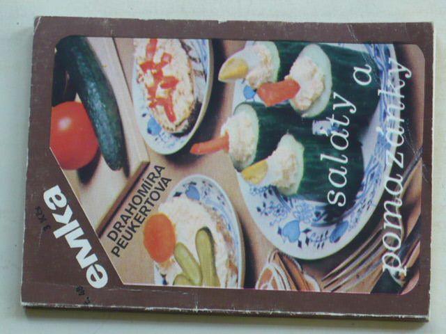 Peukertová - Saláty a pomazánky (nedatováno)
