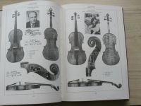 Pilař, Šrámek - Umění houslařů (Panton 1986) 1. vydání