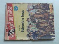 Rodokaps 305 - Sattler - Bojovníci o Texas (1940) ročník VI.
