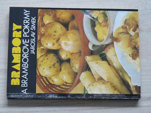 Šimek - Brambory a bramborové pokrmy (1986)