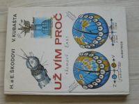 Škodovi - Už vím proč 2 (1980) ilustroval V. Kubašta
