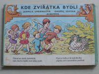 Urbánková - Kde zvířátka bydli (1983)