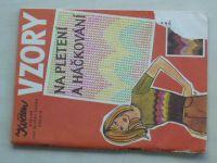 Ateliér pro služby ženám č. 60 květen - Vzory na pletení a háčkování